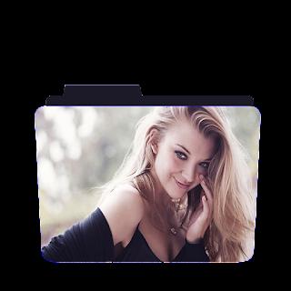 Preview of Natalie Dormier, actres, Wallpaper folder icon