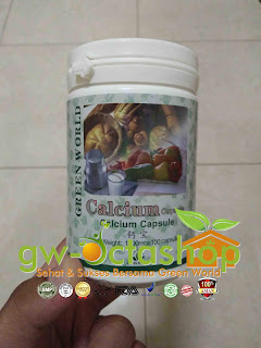 Green World Calcium Softgel