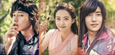 Drama Korea Hwarang The Poet Warrior Youth Di KBS World