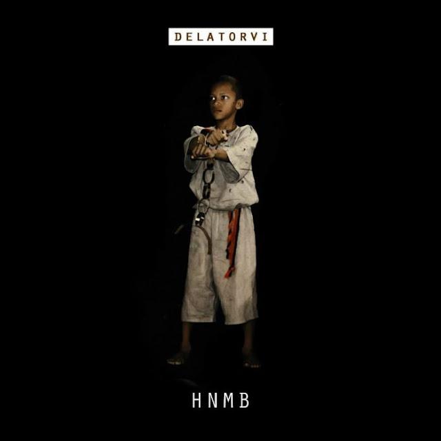 "O rapper mineiro Delatorvi lança a mixtape ""Homem Negro, Mundo Branco""  #HNMB"