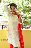 Telugu Actress Vrushali Stills in Salwar Kameez at Neelimalai Movie Pressmeet .COM 0102.JPG