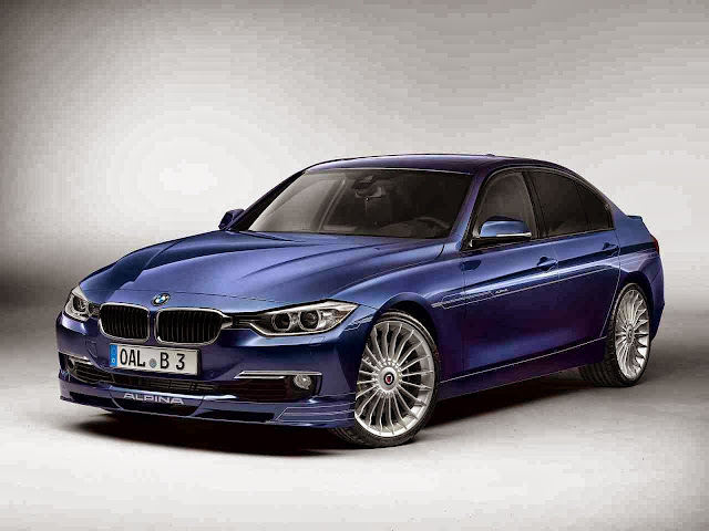 BMW-fettler Alpina 3 series, car news