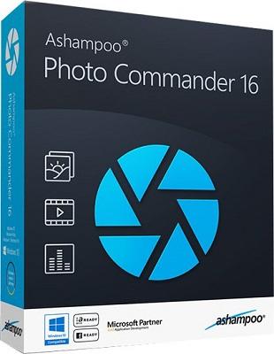Ashampoo Photo Commander 16.0.0 poster box cover