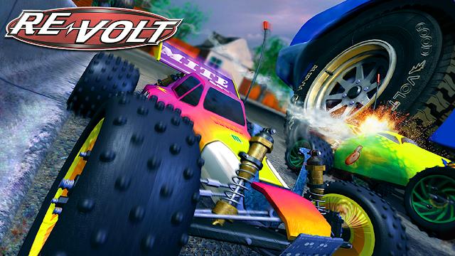 لعبة سباق السيارات للأندرويد Re-Volt