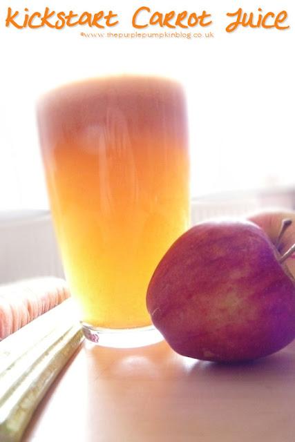 Kickstart Carrot Juice – Detox