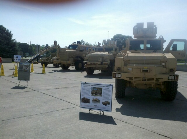 fitzmall chambersburg pa fitzgerald nissan toyota scion armed forces day at letterkenny army. Black Bedroom Furniture Sets. Home Design Ideas