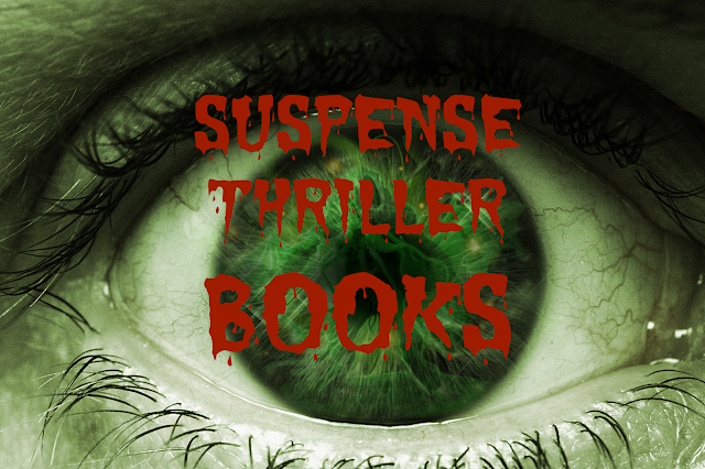 Suspense Thriller Books
