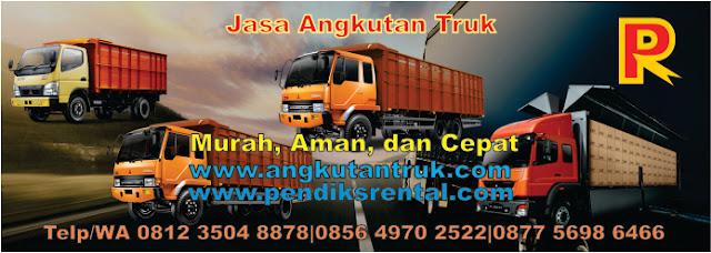 Jasa Angkutan Truk di Bogor