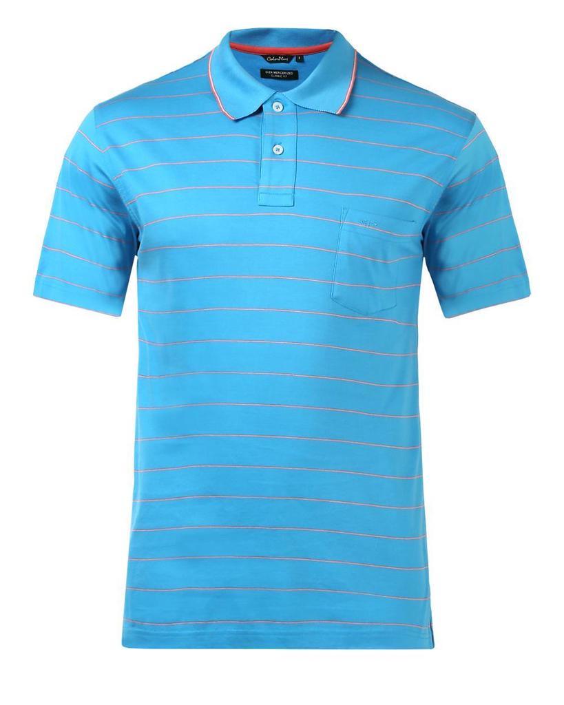 Blue Classic Fit T-Shirt