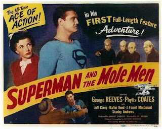 Superman and the Mole Men 1951 superhero film