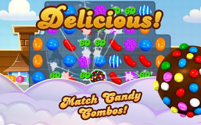 Candy Crush Saga v1.96.1.1 Mod Apk for android