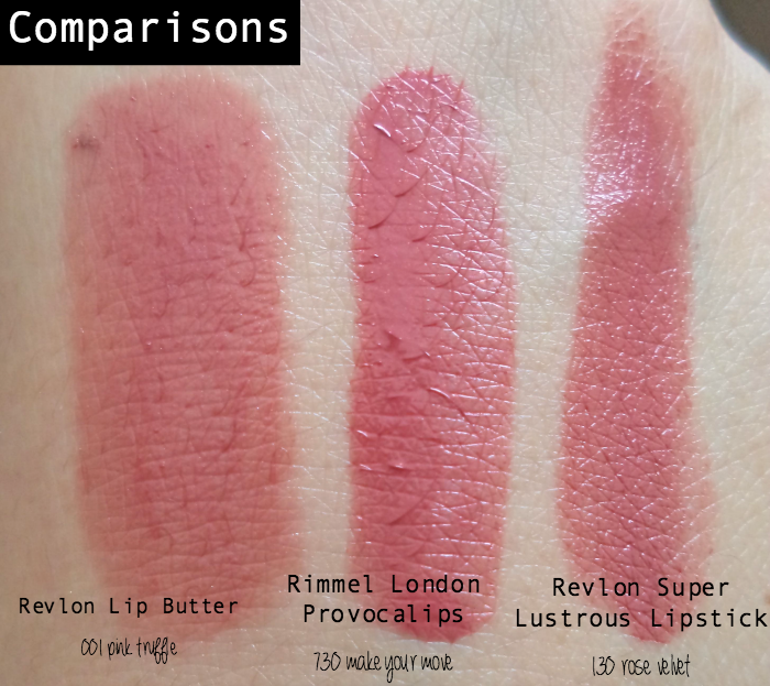 Review Rimmel London Provocalips Makeup With A Heart