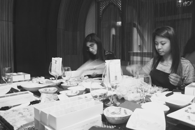 food and fashion bloggers in Dubai