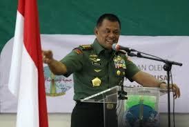 Panglima TNI Jenderal Gatot Nurmantyo : Cegah Penghasutan dan Adu Domba - Commando