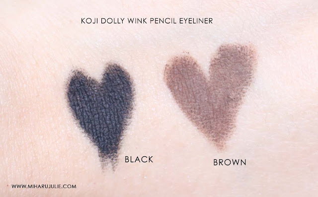 dolly wink pencil eyeliner review