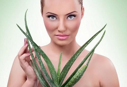 sabila para acne rosacea