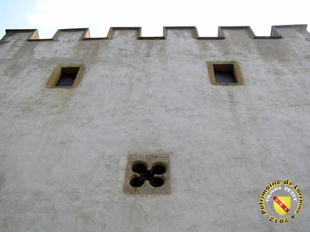SCY-CHAZELLES (57) - L'église Saint-Quentin