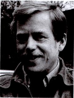 Vaclav Havel, pemimpin antikomunis Cekoslowakia.