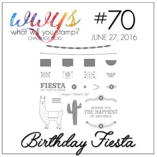http://whatwillyoustamp.blogspot.com.au/2016/06/wwys-challenge-70-birthday-fiesta.html
