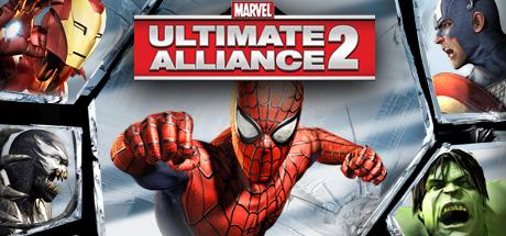 Marvel Ultimate Alliance 2 cover