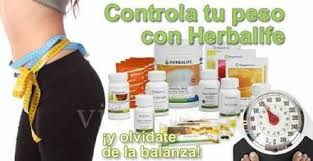 herbalife y perdida de peso