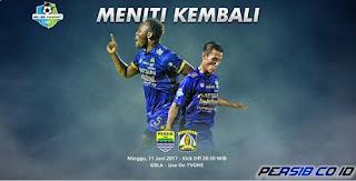 Susunan Pemain Persib Bandung vs Persiba Balikpapan