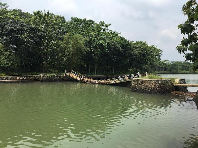 Danau Situ Kemuning - Tempat Wisata Danau di Bogor