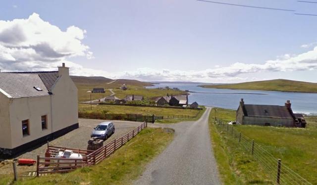 Nas Ilhas Shetland, na Escócia, o Tinder serve mais como uma ferramenta de observação