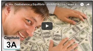 imagen Desbalance y Equilibrio - AVARICIA | La Causa de Todo Fracaso 3A