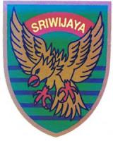 Logo Kodam II Sriwijaya