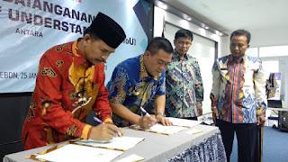 UGJ MoU Dengan Pemkot Cirebon Untuk Pembanguan Lebih Baik