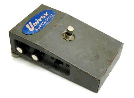 Univox Super Fuzz FY-6 u-1093
