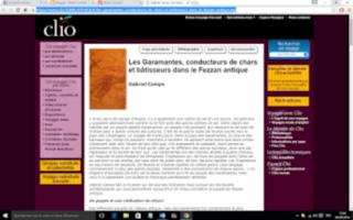 https://www.clio.fr/BIBLIOTHEQUE/les_garamantes_conducteurs_de_chars_et_bAtisseurs_dans_le_fezzan_antique.asp