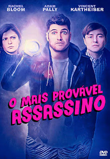 O Mais Provável Assassino - HDRip Dual Áudio