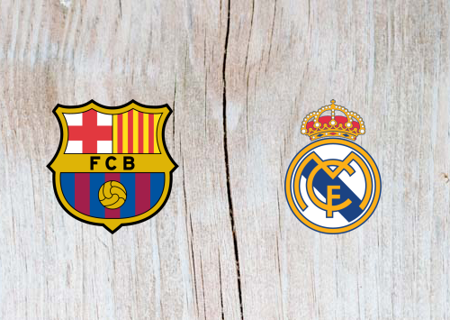 Barcelona vs Real Madrid Full Match & Highlights 6 Feb 2019