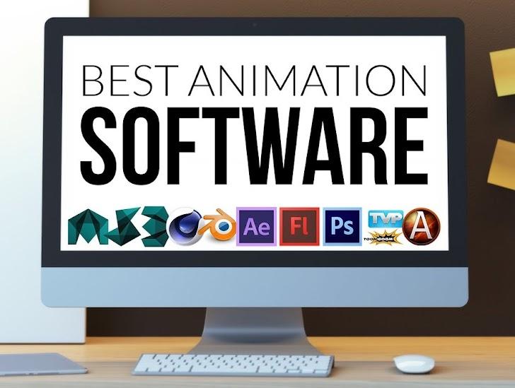 Software Terbaik Untuk Membuat Animasi 2D, Animasi 3D, Dan Stop Motion