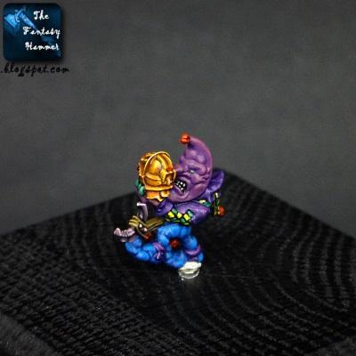 Gaunt Summoner of Tzeentch Familiars - Pug