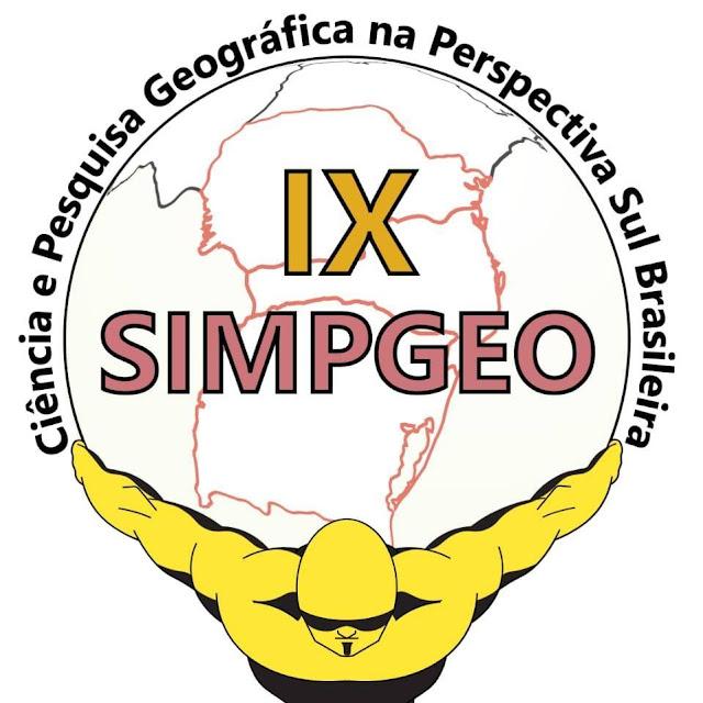 IX SIMPGEO - PR