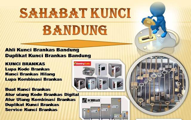 ahli Kunci Brankas Bandung dan Duplikat Kunci Bandung