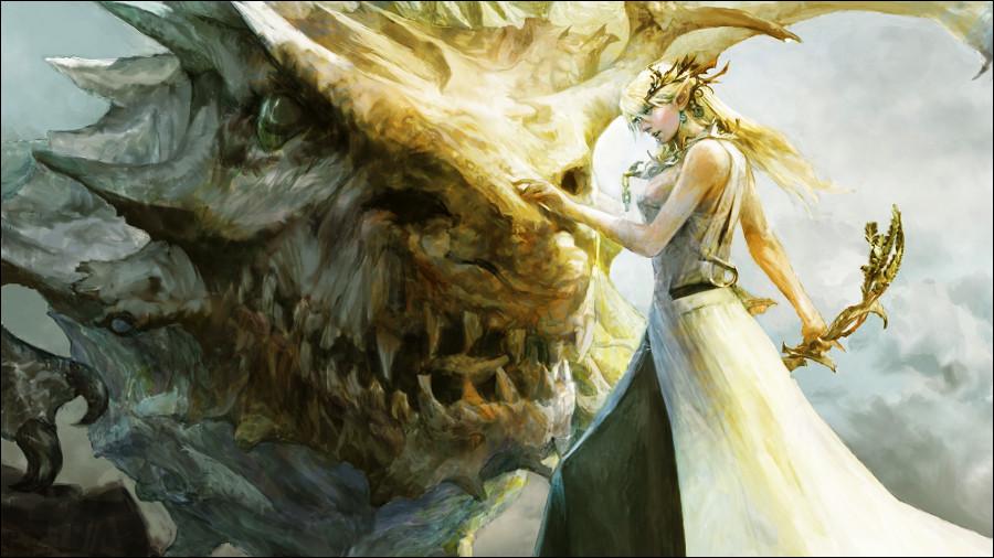 Square Enix revela o seu novo RPG, Project Prelude Rune