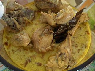 Resep dan Cara Membuat Opor Ayam Gurih dan Nikmat