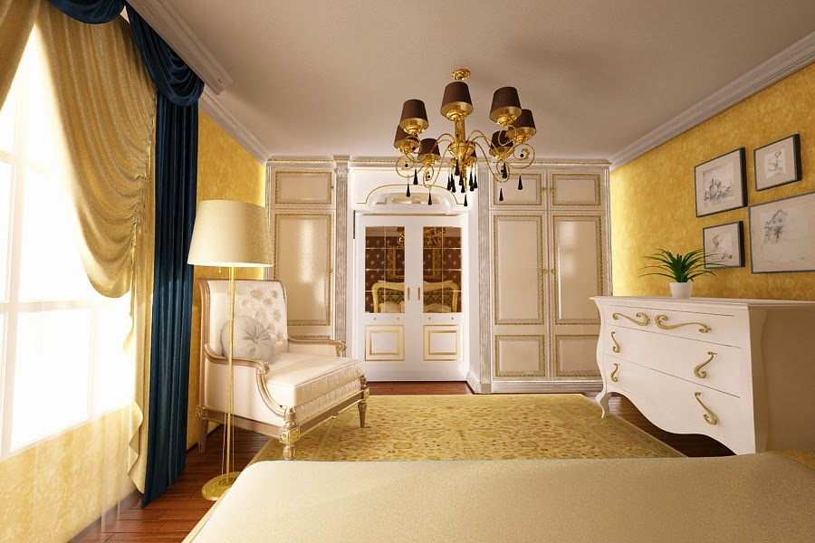 design interior dormitor Navodari