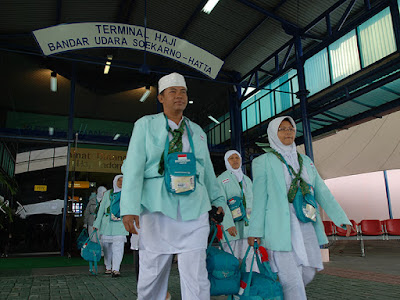 Ongkos Naik Haji ONH 2012 Turun Lagi