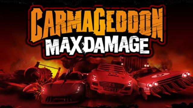 Baixar Carmageddon: Max Damage (PC) 2016 + Crack