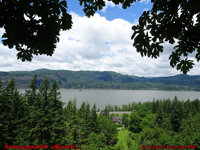 Columbia River Gorge Portland