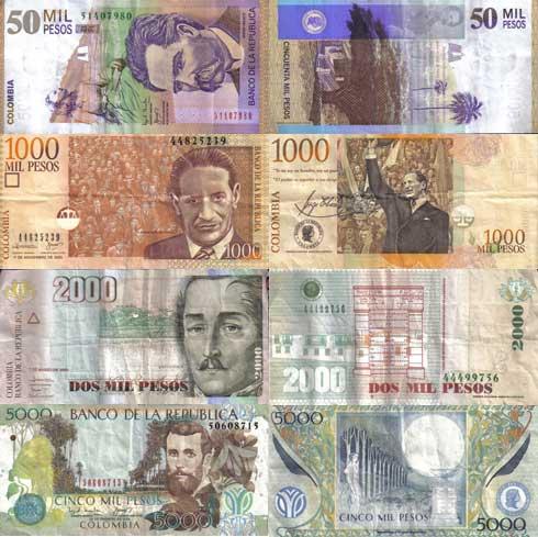 El Peso Colombiano Se Quedará Sin Los Tres Ceros Es Una Propuesta