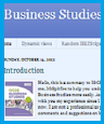 IGCSE Business Study Notes