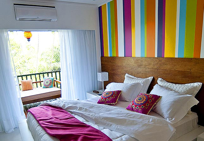 Decoracion dise o ideas de dise o de dormitorios para - Decoracion de paredes de dormitorios juveniles ...