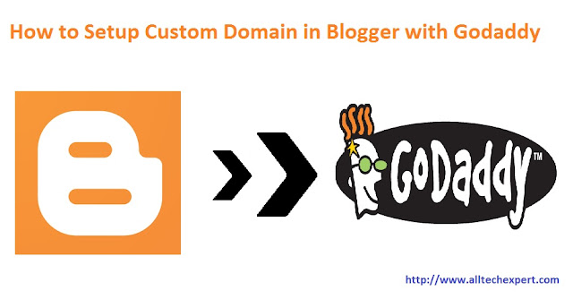how-to-setup-custom-domain-on-blogger-with-godaddy