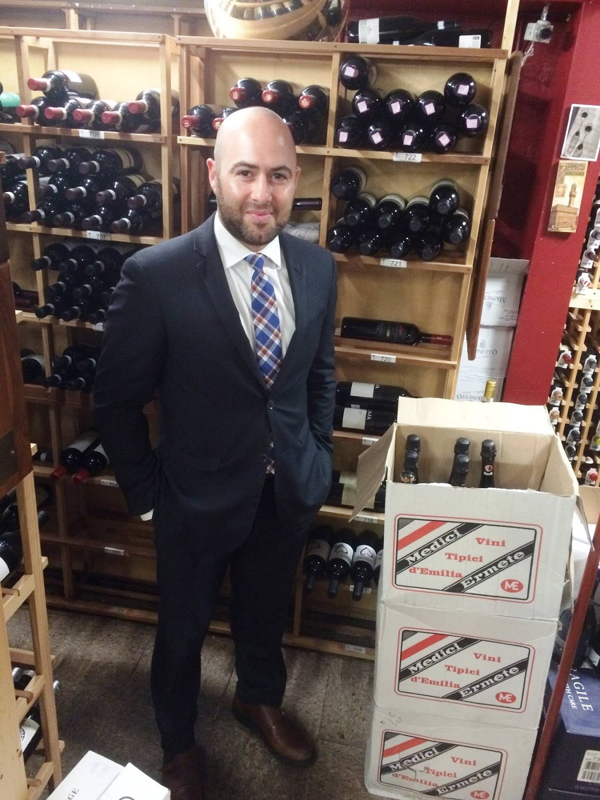 5c67c802504e Italian Village appoints Jared Gelband Wine Director ... to restore cellar  to historic eminence .